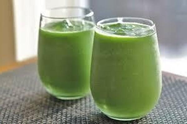 Green Silk Breakfast Smoothie Recipe