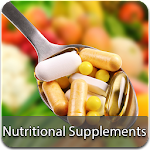 Nutrition And Supplements Icon