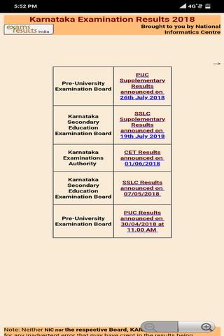 SSLC PUC Result 2019 Karnataka 5.0 app download 2