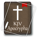 Bible KJV with Apocrypha icon