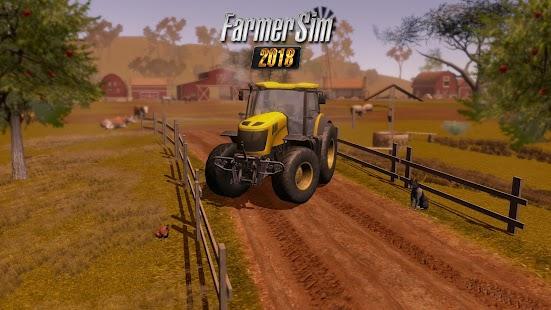 Farmer Sim 2018 - náhled