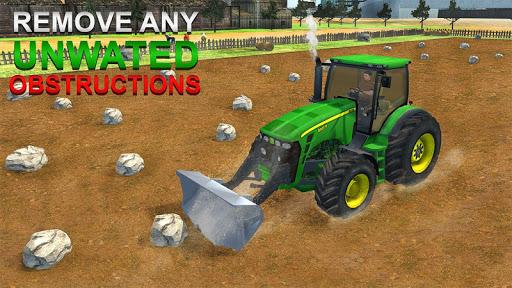 収穫ファームシミュレータ3D