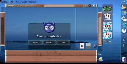 101 Okey Domino hakkarim.net 1.8.7 screenshots 3