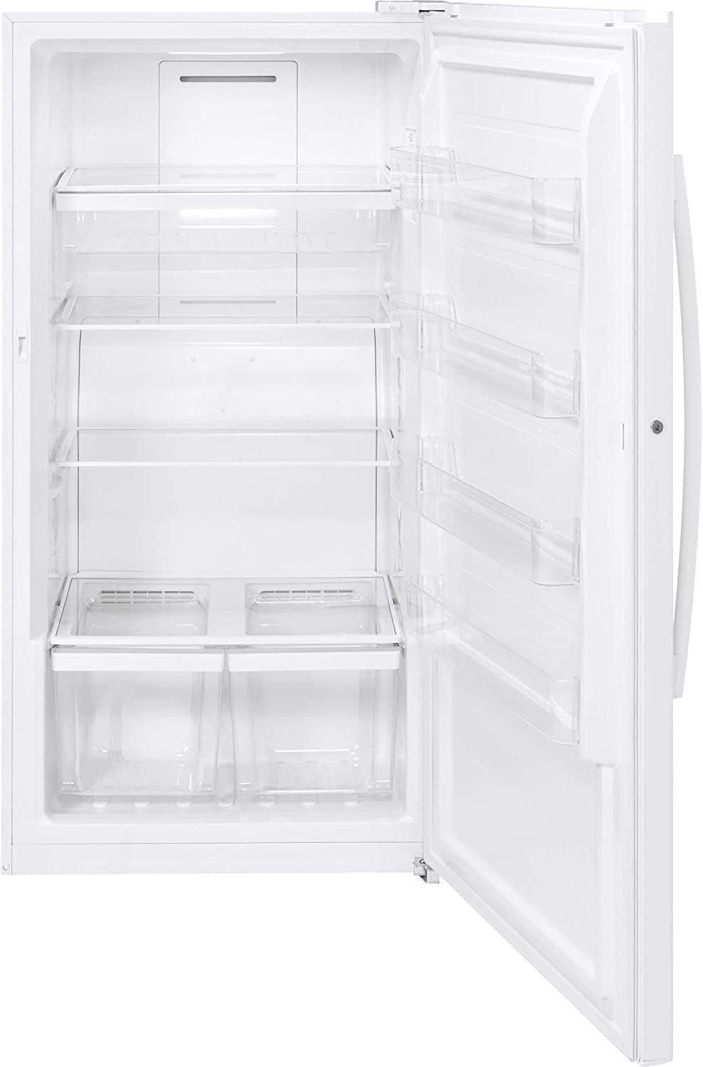 GE FUF17DLRWW UPRIGHT FREEZER