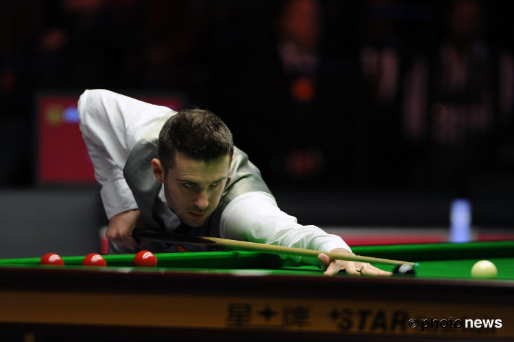 Selby wint in Glasgow