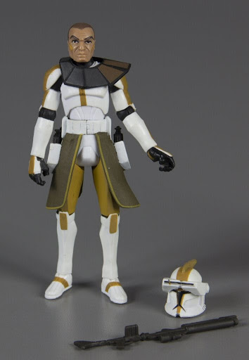 Action figure:Star Wars The Anniversary Collection: Incinerator Trooper