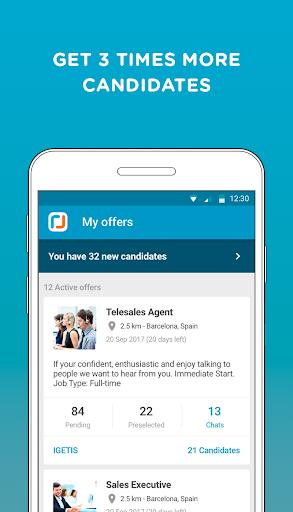 CornerJob - Job offers, Recruitment, Job Search  screenshots 6