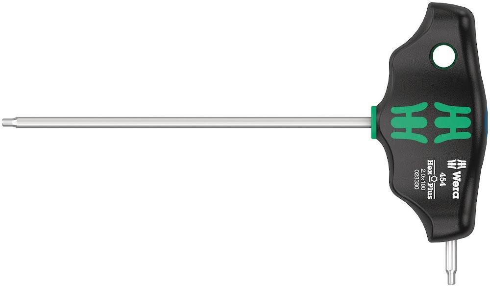 Insexnyckel med T handtag - proffs wera
