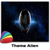 Xpria Theme - ALIEN
