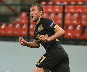 Quand le Standard de Liège est venu frapper à la porte, Laurent Jans n'a pas hésité une seule seconde