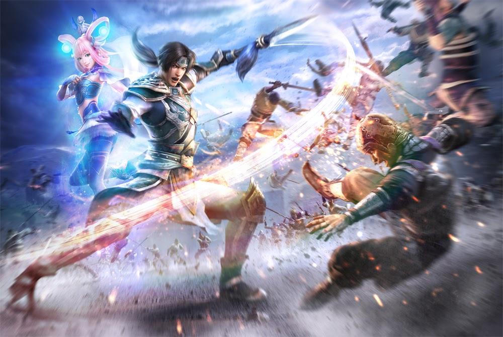 Preview : Shin Sangoku Musou: Eiketsuden