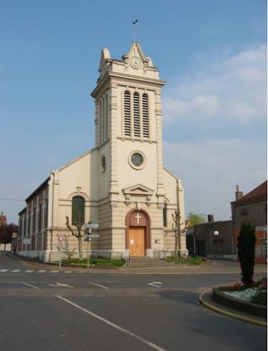 photo de église Saint Martin