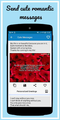 Download Love Messages for Boyfriend - Share Flirty Texts APK latest