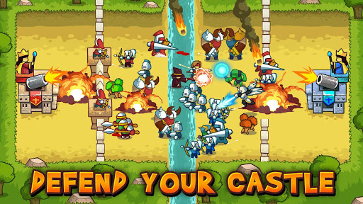 King Rivals: CoC Clash - PvP multiplayer strategy 1.1.11 screenshots 1