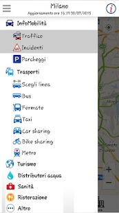 InfoSmartCity- screenshot thumbnail