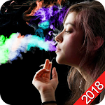 Smoke Effect Photo Editor 1.8