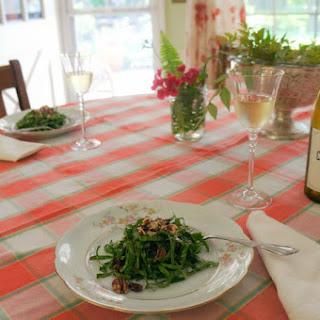 Kale Salad with Lemon Ginger Vinaigrette Recipe