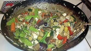 Vegetarian Stir Fry