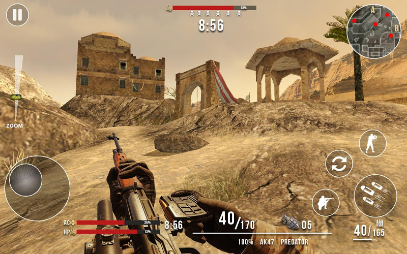 Call of Modern World War: FPS Shooting Game Screenshot 7