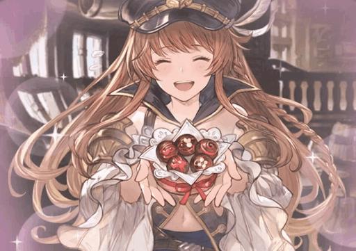 バレンタイン-リーシャ