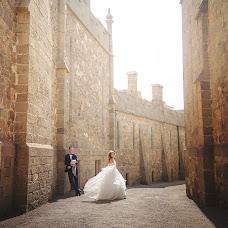 Wedding photographer Tatyana Tatarin (OZZZI). Photo of 05.11.2016