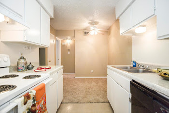 Go to A1 - One Bedroom Floorplan page.