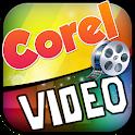Learn Corel video icon