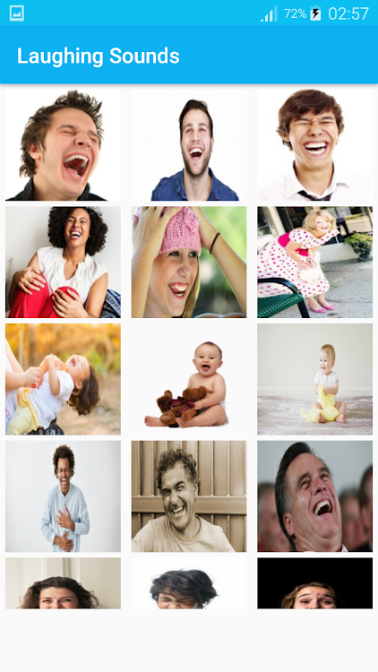 Laughing Sounds & Effects – (Android Aplikace) — AppAgg