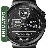 ShockR ReVeal HD Watch Face