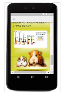 Crianza de Cuy - náhled