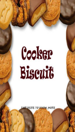 Cooker Biscuits Recipes