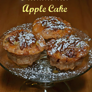 Traditional Apple Cake