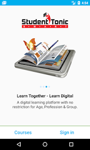 StudentTonic:SMART Learning - náhled