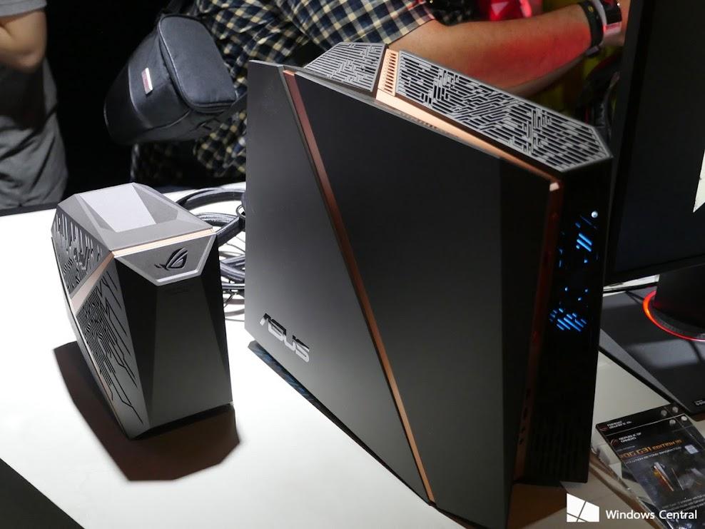 [Computex 2016] ROG G31 -