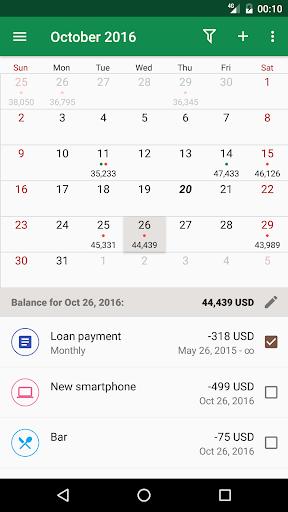 Vault - Budget Planner screenshot