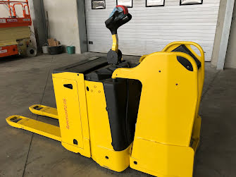 Picture of a HYSTER P2.0S