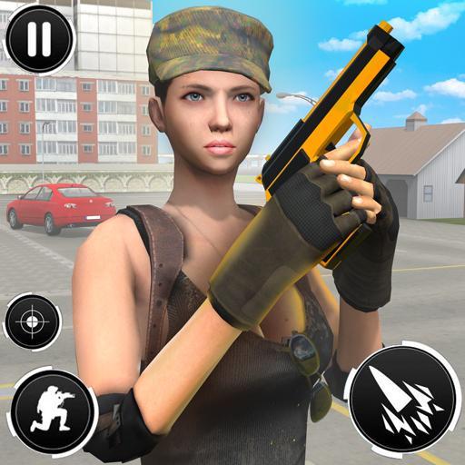 Grand Miami Gangster Girl Crime Theft Simulator