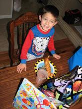 Photo: Reed turns 5, December 07