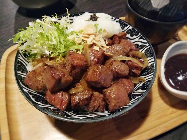 開丼.燒肉vs丼飯 (HOYII北車站店) ~真的是地表最強嗎??