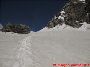 Photo: IMG_8846 il Passo delle Pale Rosse ormai vicino