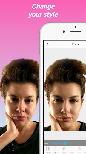 Face Changer Photo Gender Editor 4.1 screenshots 8
