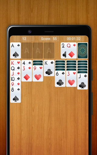Solitaire apkmr screenshots 4
