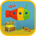 Fun Toddler Maze Game for Kids icon