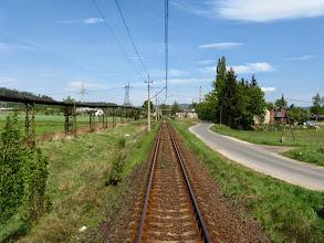 Photo: Szlak Jelenia Góra Celwiskoza - Jelenia Góra Cieplice