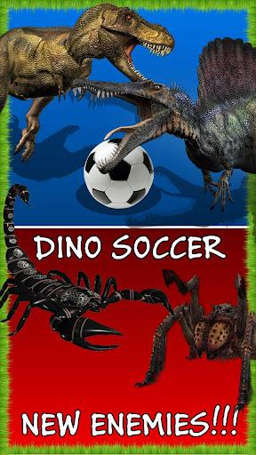 恐龍足球 Dinosaur Soccer