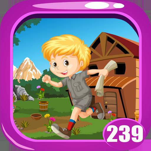 Cute Little Boy Rescue Game Kavi - 239