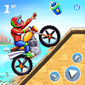 Bike Racing Multiplayer Games: New Dirt Bike Games icon