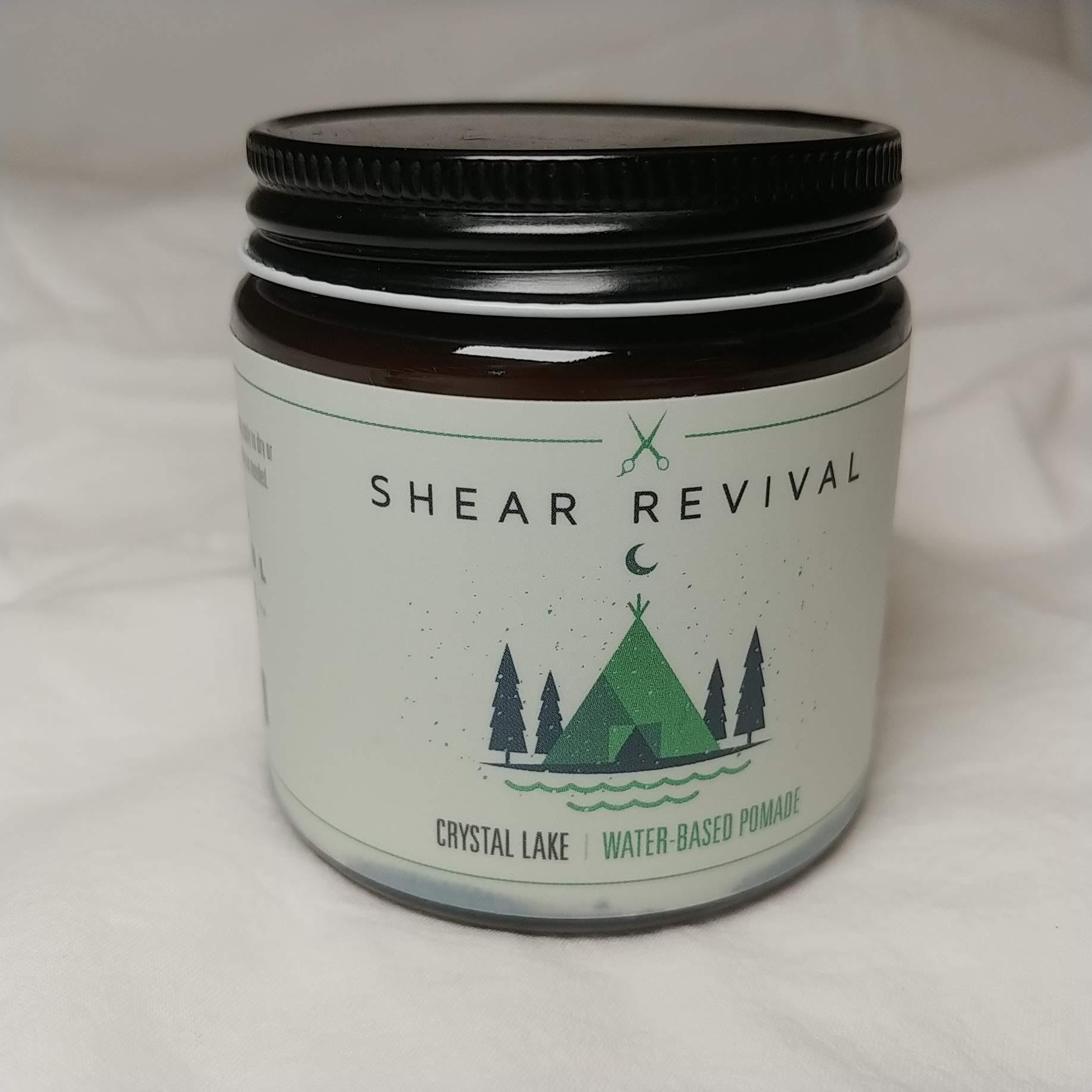 Shear Revival Crystal Lake