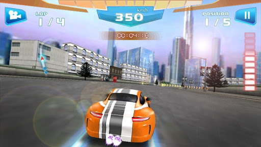 Fast Racing 3D  screenshots 3