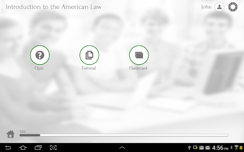 Learn US Law by GoLearningBus - screenshot thumbnail